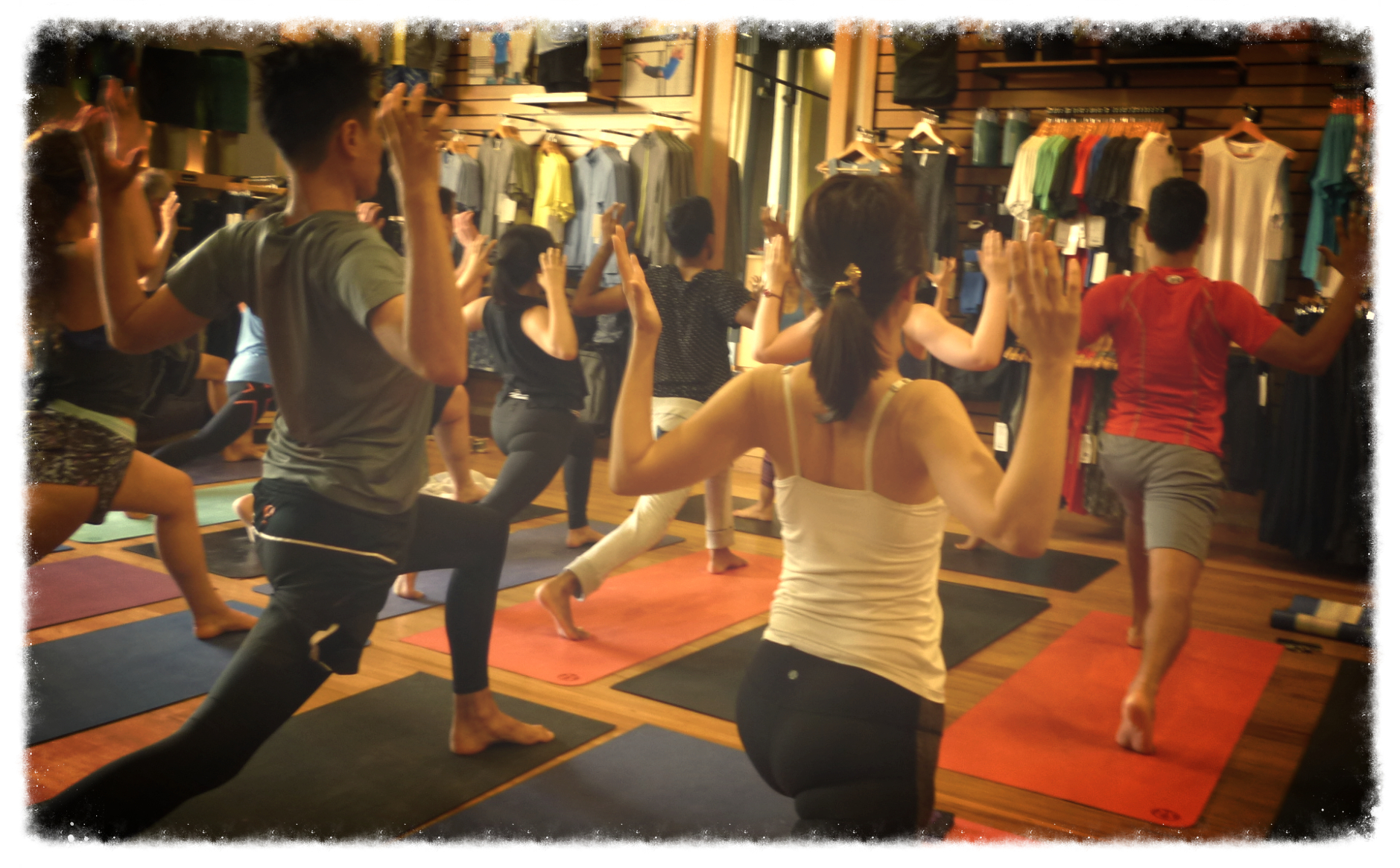 yoga in auckland with Natasya